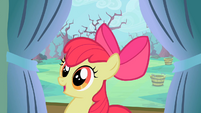 Apple Bloom excited to make jam S2E12