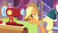 Applejack and sewing machine S03E13.png