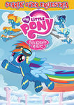 MLP Soarin' Over Equestria DVD cover