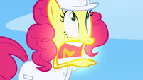 Pinkie Pie's reaction 4 S1E16