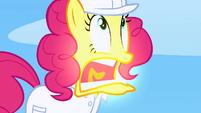 Pinkie Pie's reaction 4 S1E16