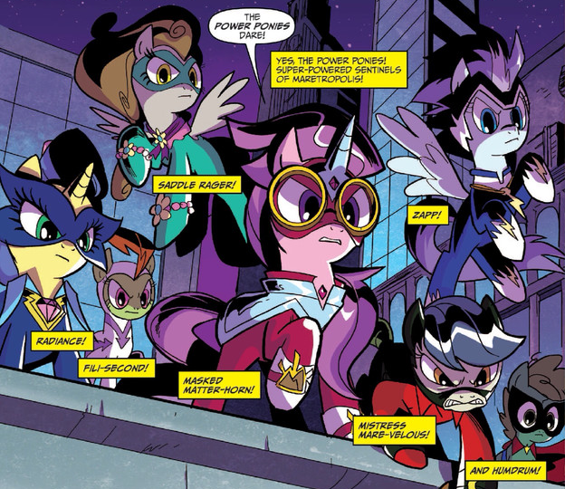 Power Ponies (characters)   My Little Pony Friendship is ...   624 x 540 png 741kB