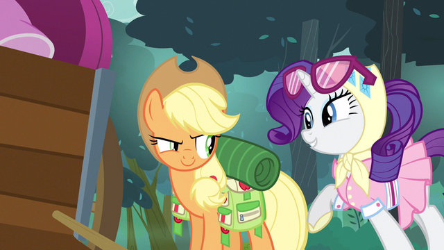File:Rarity making a point S3E6.png