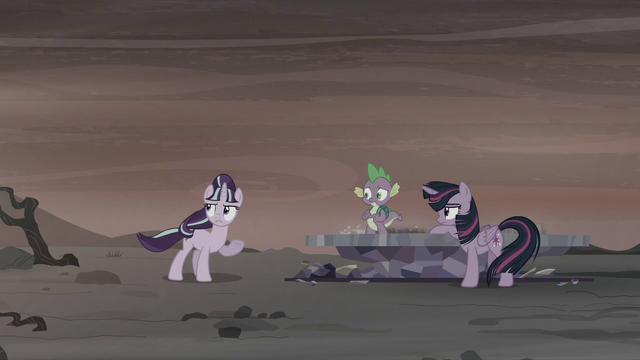 "File:Starlight ""But there's nothing here!"" S5E26.png"