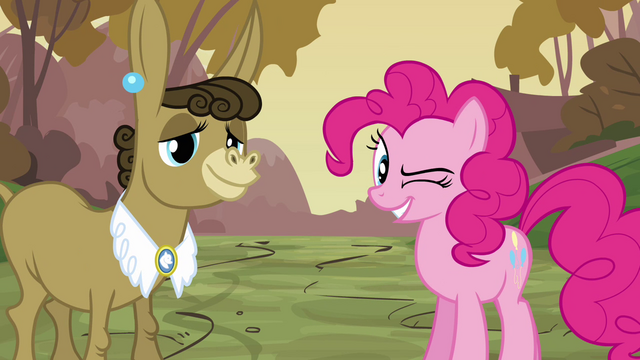 File:Pinkie Pie winks at Cranky Doodle with Matilda S02E18.png