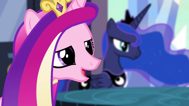"File:Princess Cadance ""I know just the princess"" S4E25.png"