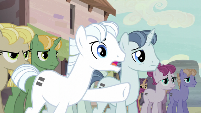 """File:Double Diamond """"you lied to us!"""" S5E2.png"""