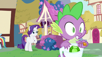 Rarity listing needs S3E11