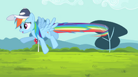 Rainbow Dash now I need to S4E5