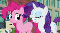 "Rarity says ""PSSSD"" S6E3"