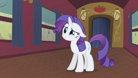 Rarity watching Applejack tickle Bloomberg S1E21