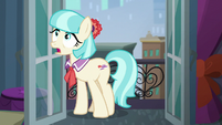 "Coco Pommel ""just hopeless!"" S5E16"