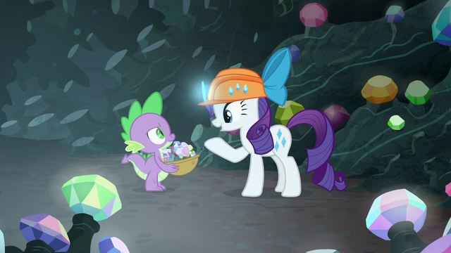 """File:Rarity """"that of course, too"""" S6E5.png"""