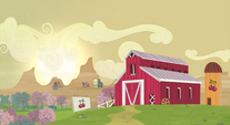 Cherry Hill Ranch at sunrise S2E14