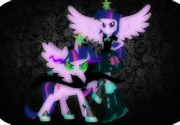 File:FANMADE Evil Twilight Sparkle.jpg