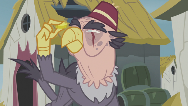 File:Grampa Gruff looking close at the bit S5E8.png