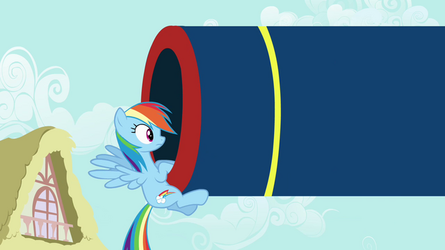 File:Rainbow looking into the cannon S4E12.png