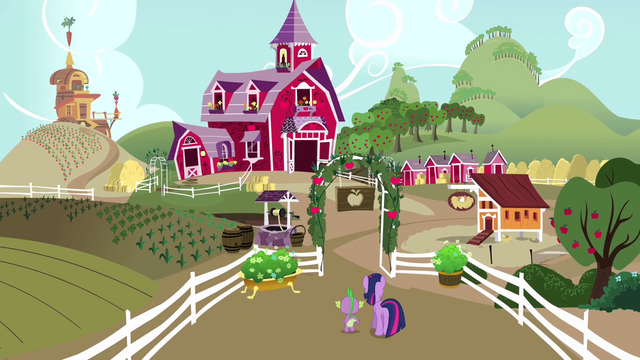 File:Twilight and Spike at Sweet Apple Acres S03E13.png