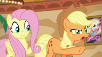 "Applejack ""for anypony but them!"" S6E20"