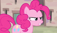 "Pinkie ""whatever the name of this village is"" S5E1"