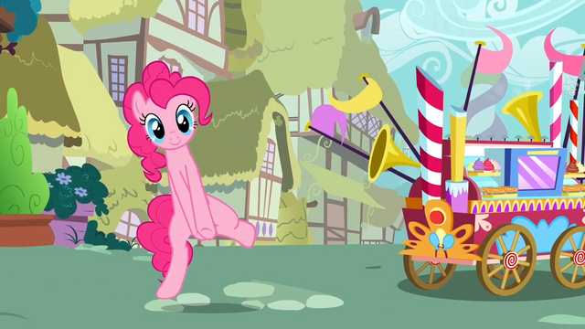 File:Pinkie Dancing The Welcome Dance S02E18.png