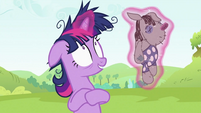 Twilight Sparkle and Smarty Pants S2E03