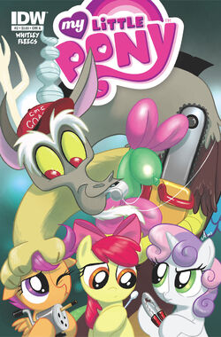 Friends Forever issue 2 cover A