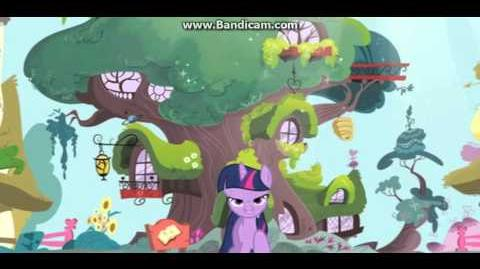Morning in Ponyville (Norwegian)