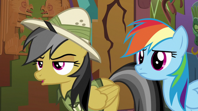 "File:Daring Do ""actually, no"" S6E13.png"