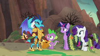 """Ember """"what are they doing here?!"""" S6E5"""