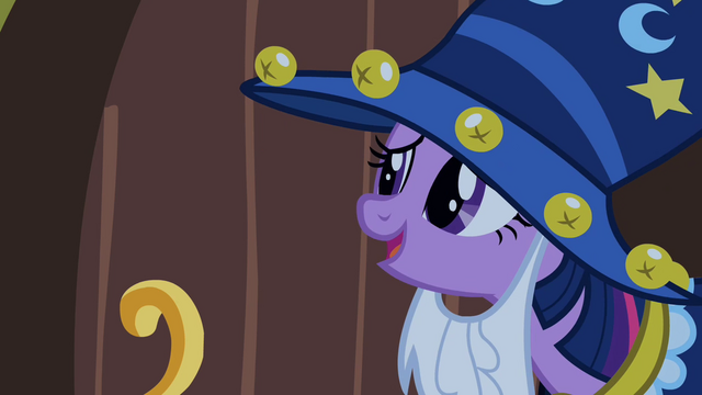 File:Twilight calling out Fluttershy S2E04.png