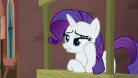 "Rarity ""good grief"" S5E16"