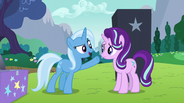 "File:Trixie ""completely unharmed!"" S6E6.png"