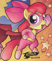 Comic issue 15 Superhero Apple Bloom