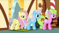 Fluttershy hey! S02E19