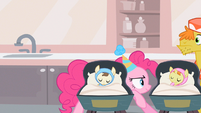 Pinkie Pie being sneaky S2E13