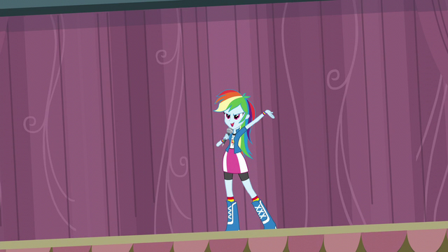 "File:Rainbow Dash ""They aren't Wondercolts!"" EG3.png"