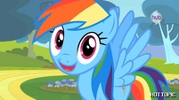 "Hot Minute with Rainbow Dash ""this is my Hot Minute"""