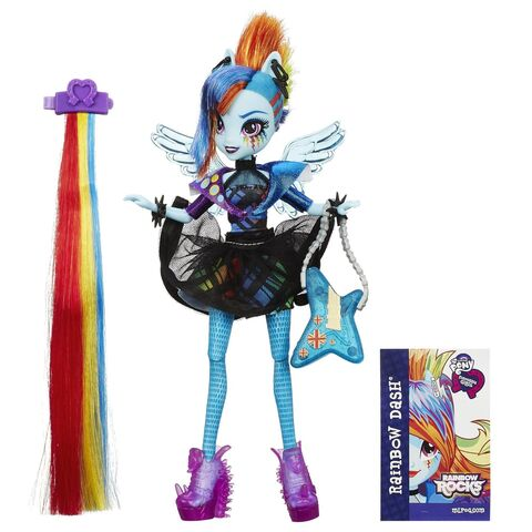 File:Rainbow Rocks Rainbow Dash Rockin' Hairstyle Doll.jpg