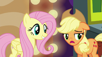 AJ reluctantly agrees to help Flim and Flam S6E20