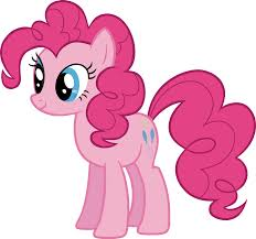 File:FANMADE Pinkie Pie smiling vector.jpg