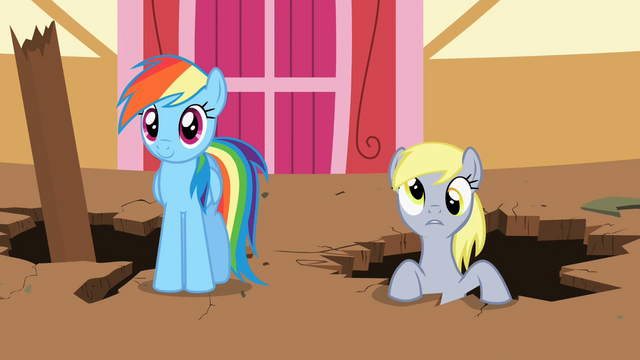 File:Derpy about to cheer for Rainbow Dash S2E14.png
