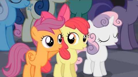 My Little Pony FiM - The Heart Carol - Romanian