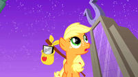 Filly Applejack in Manehattan 2 S01E23