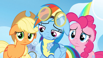Rainbow Dash disappointed S3E07
