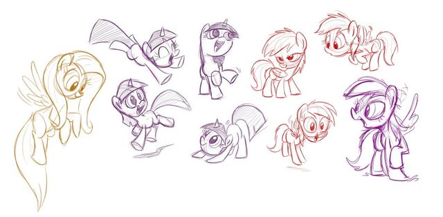 File:Sabrina Alberghetti August 2011 pony sketches.jpg