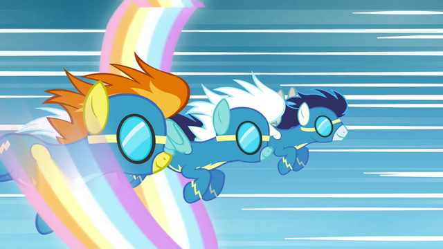 File:Wonderbolts in Let the Rainbow Remind You S4E26.png