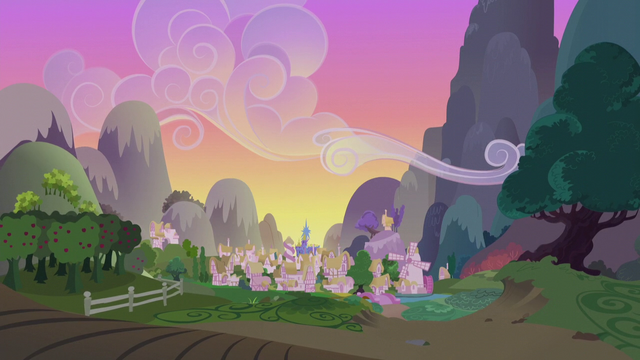 File:Final distance shot of Ponyville S5E9.png