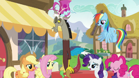 Main five in agreement with Discord S5E22