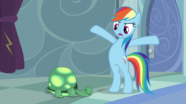 "File:Rainbow ""But get up anyway!"" S5E5.png"
